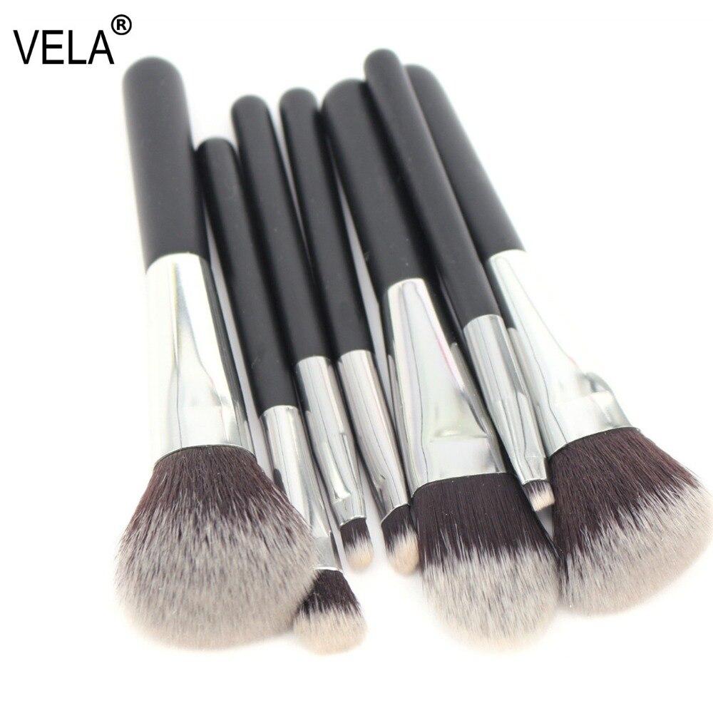 Tesoura de Maquiagem vela mini 7 pcs ferramentas Usado Com : Kits e Conjuntos