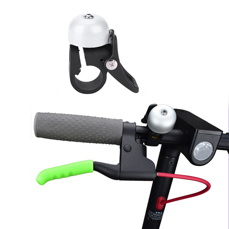 For Xiaomi Mijia M365 Electric Scooter E-Bike Accessory Y0G0 Ring Bell B7R2