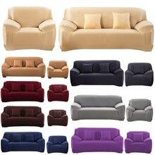 Flexible Stretch Sofa abdeckung Große Elastizität Couch abdeckung Sofa sofa Funiture Abdeckung Kurze Design Maschine Waschbar Sofa Schonbezug