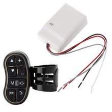 Auto-Styling volante Universale controler con audio volume di controllo bluetooth per unità DVD GPS radio