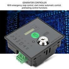 Electronic Generator Controller 702K-AS-HC Deep Sea Electronic Generator Controller Module Control Panel lxc3120 lixise diesel generator ats controller module