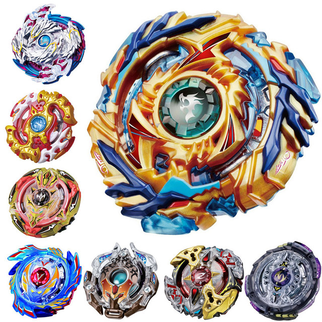 US $2 1 30% OFF|Bey Blade Bayblade Spinning Top Beyblade BURST B97 B100 B73  B79 No Box And No Launcher Metal Plastic Fusion 4D Toys For Children-in