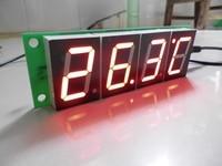 Sensor DS18B20/termómetro digital/pantalla digital temperatura/producto terminado