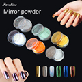 glitter silver gold Magic Mirror Powder Pigment UV Gel Nail Chrome Pigment Glitters Mirror Effect Manicure Tools holographic