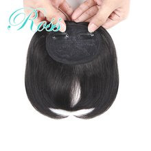 New Hair Bang Product Brazilian Staright Hair Bang 20g/pc Nature Black Hair Rosa Hair Products Nice Lustre Easy to use with Clip