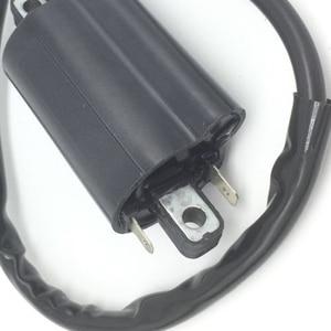 Image 3 - 1 Uds. Repuesto de bobina de encendido para Suzuki GT750 GT380 GT550 reemplazar 33410 31010 14,2 pulgadas accesorios de motocicleta