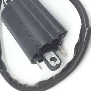 Image 3 - Сменная Катушка зажигания для Suzuki GT750 GT380 GT550, 1 шт., замена 33410 31010, 14,2 дюйма, аксессуары для мотоциклов