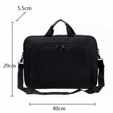 Сумка для ноутбука VODOOL, сумка для компьютера, деловая портативная нейлоновая сумка для компьютера, сумка на плечо на молнии для ноутбука, сумка на плечо высокого качества