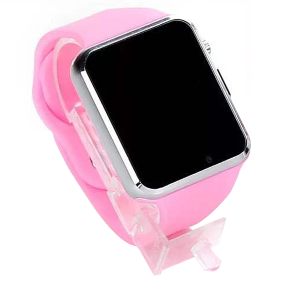<font><b>U10</b></font> A1 Sleep Monitor Pedometer Audio and Video Play <font><b>Smartwatch</b></font> SIM Bluetooth Camera With Pedometer For Android iOS GSM Smartband image