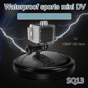 Image 2 - Original FULL HD 1080P Mini Cam WIFI Camera SQ13 SQ23 SQ11 SQ12 Night Vision Waterproof Shell CMOS Sensor Recorder Camcorder