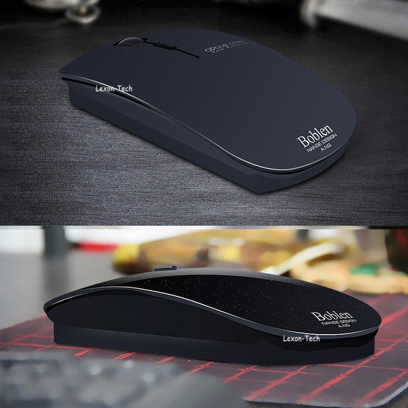 Boblen T8 2.4GHz simsiz şarj edilə bilən 2400DPI USB Optik - Kompüter periferikler - Fotoqrafiya 5