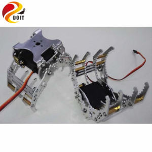 DOIT Robot metal clamp G8 grip
