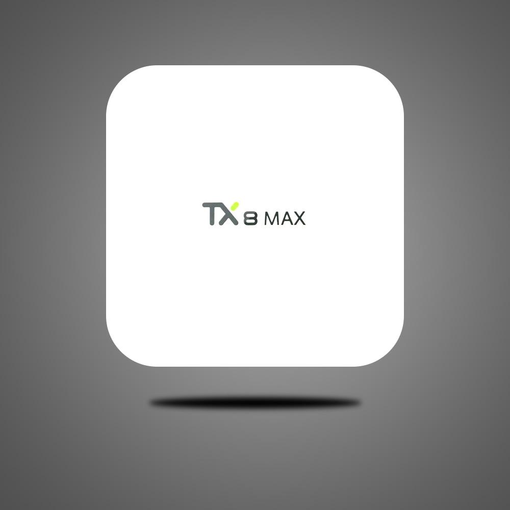 цена TX8 MAX Android 6.0 TV Box DDR4 3G 16G Amlogic S912 64 bit Octa core WIFI Bluetooth 4.0 1000M LAN Media Player Ott Media Player