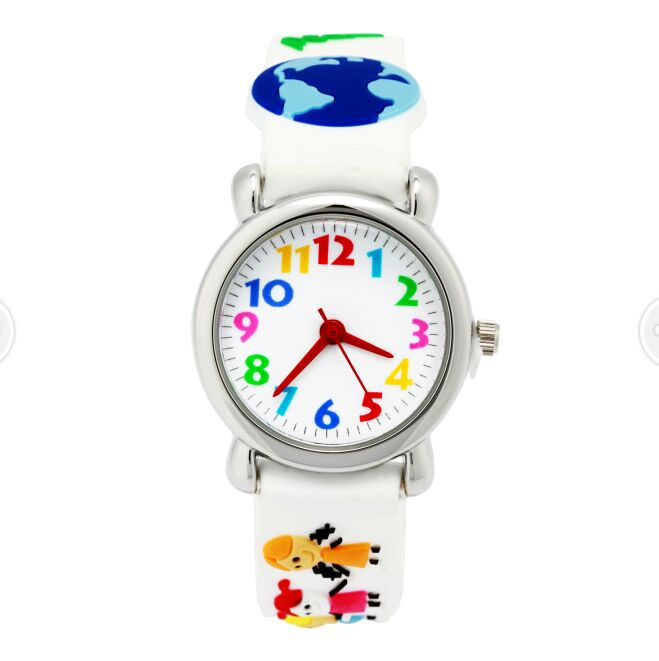 Kids Watch Messengers of Peace Cartoon Watches People's Heroes Children Watch 30M Waterpoof Brand Student Wristwatch
