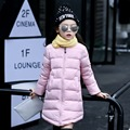 Autumn/Winter Children Clothes Fashion Jacket Kids Girls Warm Slim Thick Coat Jacket Child Girls Down Jacket Kid'S Clothing