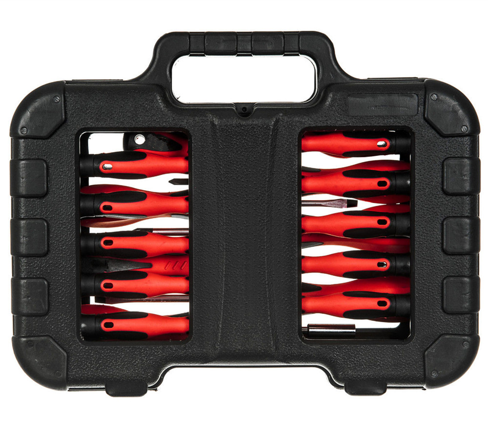 58PC Screwdriver Bit Set Precision Slotted Torx Pillips Tool Kit Mechanics Hand Tool Set in Hand Tool Sets from Tools