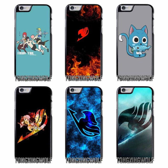 custodia iphone fairy tail