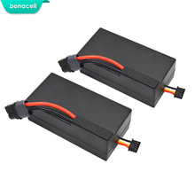 Bonacell 2700mAh Rechargeable UAV battery For Parrot Disco Li-ion 11.1v Lithium-ion Polymer Rechargeable Battery L10 цена