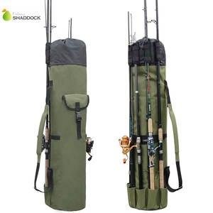 Case Storage-Bag Fishing-Rod-Bag Shaddock Nylon Multifunction Portable