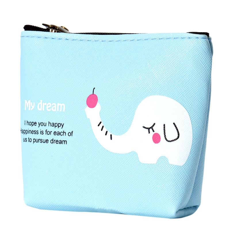 Coin Purses & Holders 2018 Hot Sale Cute Canvas Coin Bag Lovely Girls The Swing Holder Purse Small Hasp Wallet Card Purse Zip Key Case Money Clip Coin Purses