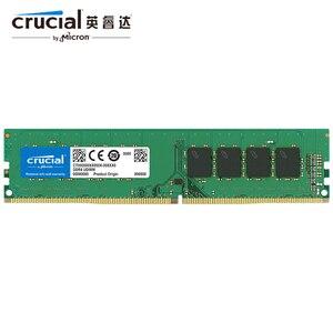 Image 1 - Entscheidend RAM DDR4 4G 8G 16G 2666 RAM DDR4 2666MHz 288 Pin Für Desktop