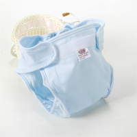 Reusable Baby Diapers Potty Training Pants Mislin Nappy Fralda Reutilizaveis Baby Infant Pampers Cloth Diaper 60O013