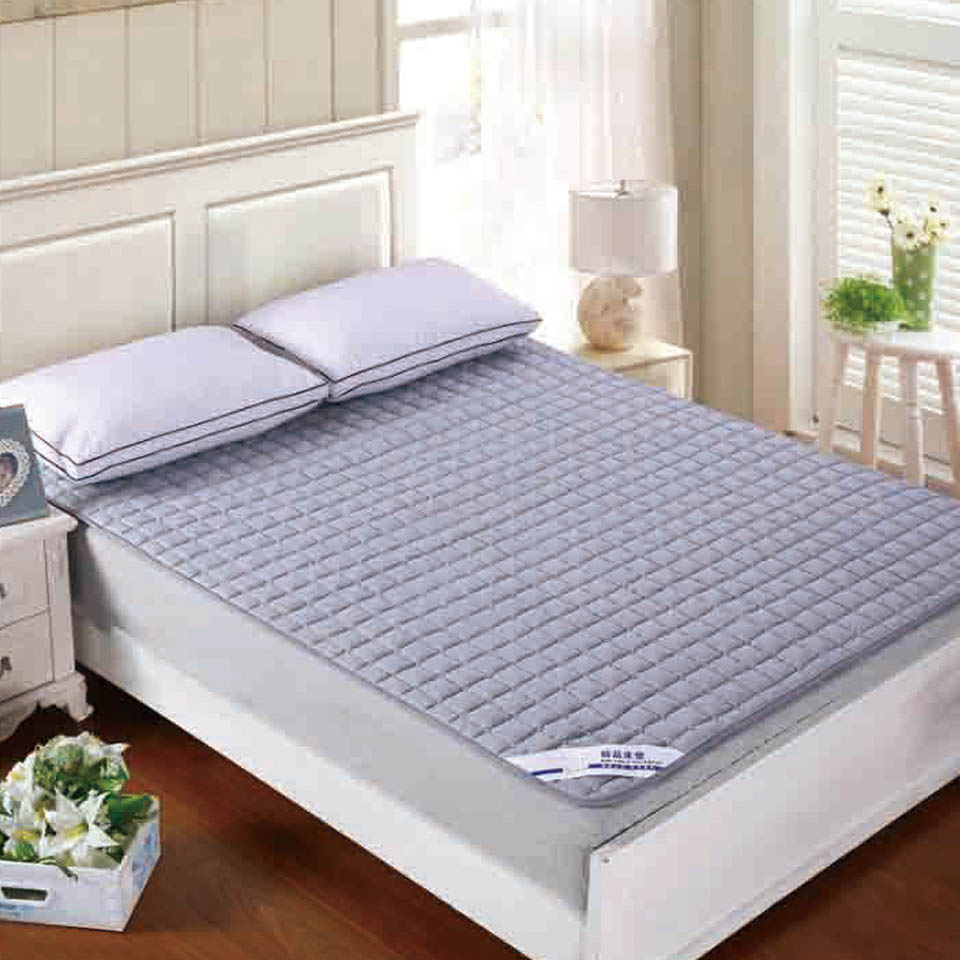 Cool Summer Simple Moistureproof Bed Mattress Various Colours Bright Comfort Good Sleep High Poromeric Cotton Soft Fashion Home
