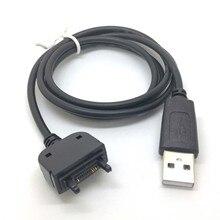 DCU 60 CABLE USB de sincronización de datos para Sony Ericsson G705i G900 G900i G902 G902i J100 J100i T650 T650i T707 T707i TM506 V630 V630i