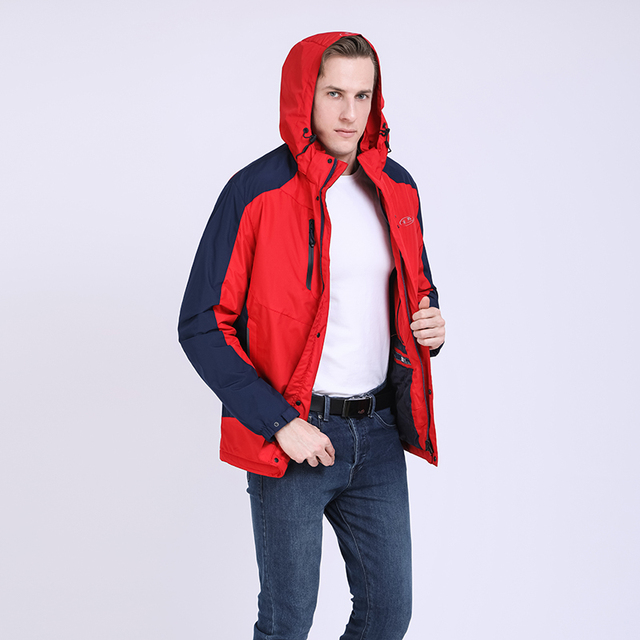 TALIFECK 2020 New arrivals Men's  Jackets Men Spring Autumn Spliced  Coats Male Brand Clothing Thin New Fashion Casual Outwear