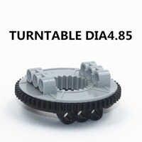 Building Blocks Bulk Technic Parts 2pcs/lot TURNTABLE DIA4.85 compatible with lego for kids boys toy MOC4624645