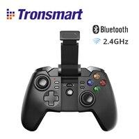 Tronsmart Mars G02 Bezprzewodowy Kontroler Gier z Bluetooth i 2.4 GHz dla PlayStation 3 PS3 Gamepad Joystick dla Android Windows