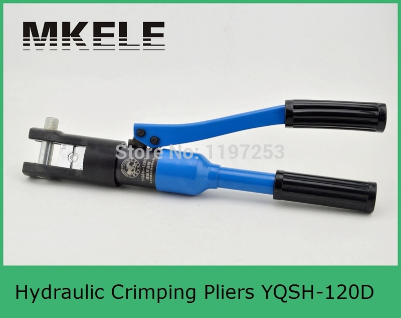 MK-YQSH-120D Hydraulic Crimping Pliers,wire cutters pliers,heavy duty pliers high quality mk yqsh 120d hydraulic crimping pliers wire cutters pliers heavy duty pliers clamp china
