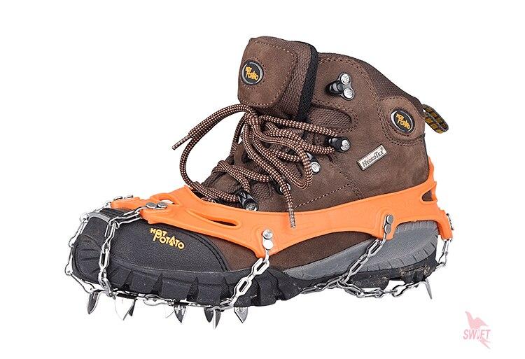 crampons hiking