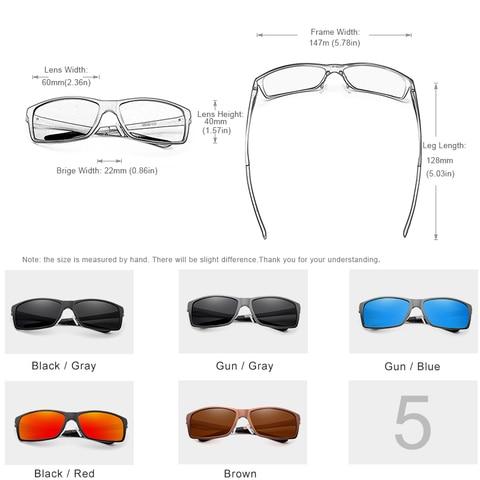 KINGSEVEN 2019 Brand Design Fashion Aluminum Magnesium Sunglasses Men Polarized Driving Eyewear For Men UV400 Oculos N7021 Islamabad