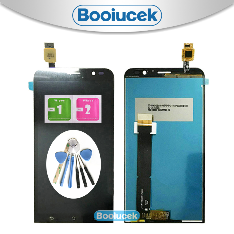 High Quality 5.5'' For <font><b>ASUS</b></font> Zenfone GO TV ZB551KL <font><b>X013D</b></font> LCD Display Screen With Touch Screen Digitizer Assembly + Tool image