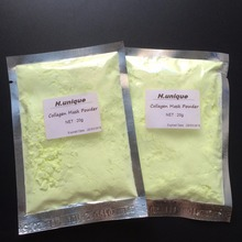 Collagen Soft Powder Fical Care Moisturizing Firming Lifting