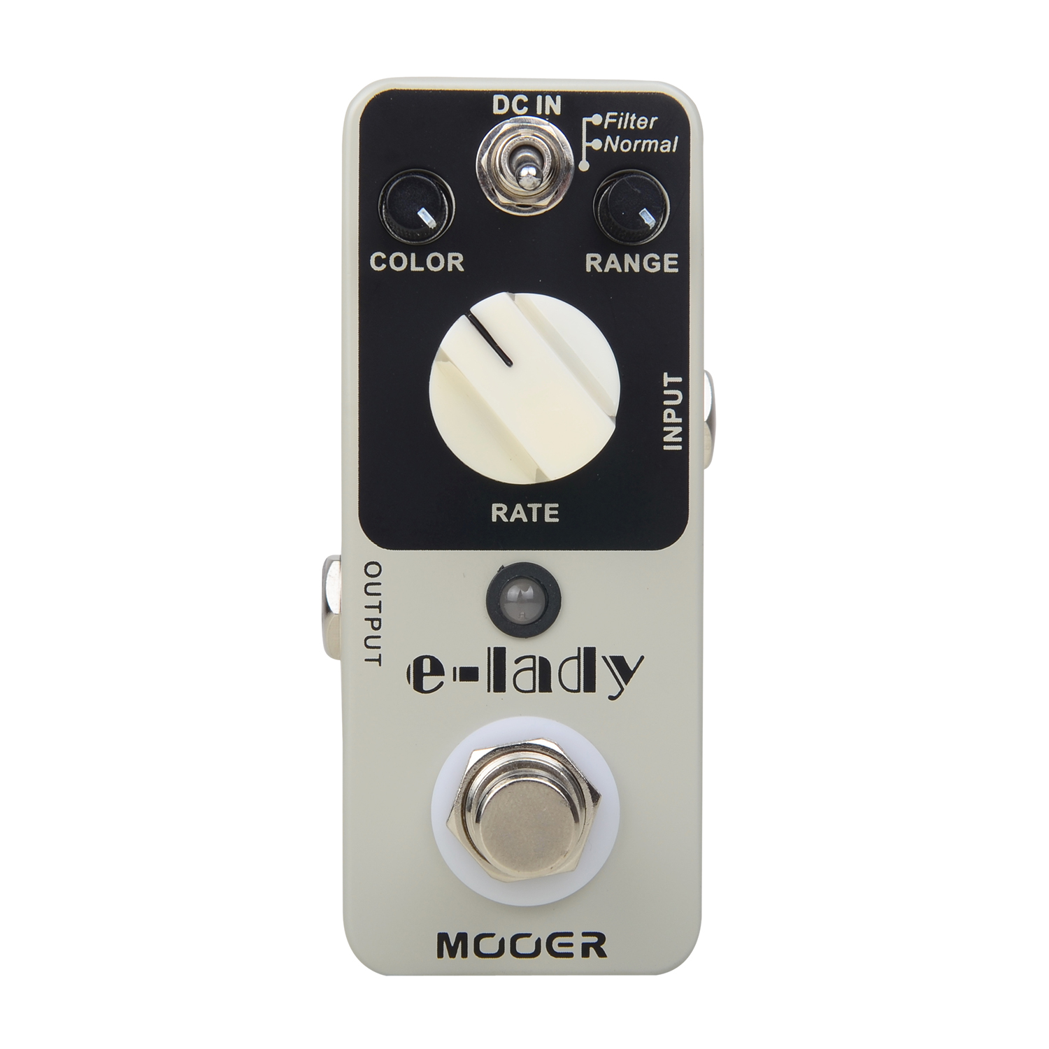 Mooer E-lady Flanger Analog Effects Electric Guitar Effect Pedal Metal Shell True bypass MFL1 автозапчасть sea horse 323 1 8