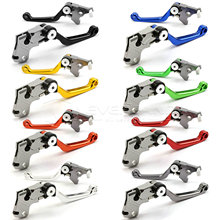 KLX250 D-TRACKER 1998 1999 2000 2001 2002 2003 2004 2005 2006 2007 CNC Pivot Brake Clutch Levers For Kawasaki for honda cb599 cb600f hornet 600 1998 2006 foldable extendable brake clutch levers cnc 1999 2000 2001 2002 2003 2004 2005