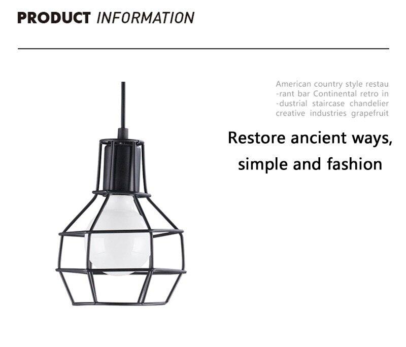 v para decoração loft iluminação luminária