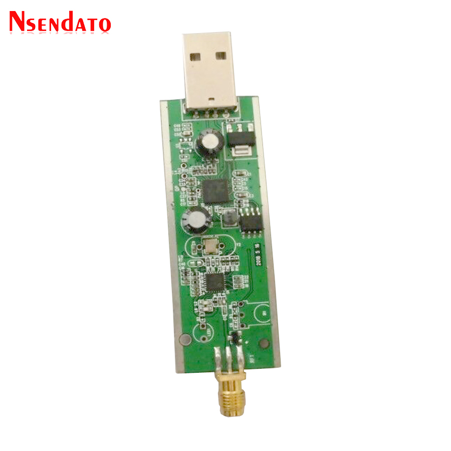 cheapest USB2 0 RTL SDR 0 5 PPM TCXO RTL2832U R820T2 TV Tuner Stick AM FM NFM DSB LSB SW Software Defined Radio SDR TV Scanner Receiver