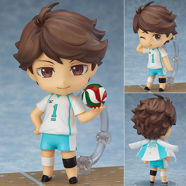 Free Shipping Cute 4 Nendoroid Anime Haikyuu!! Oikawa Tooru Boxed 10cm PVC Acton Figure Collection Model Doll Toy Gift #563Free Shipping Cute 4 Nendoroid Anime Haikyuu!! Oikawa Tooru Boxed 10cm PVC Acton Figure Collection Model Doll Toy Gift #563