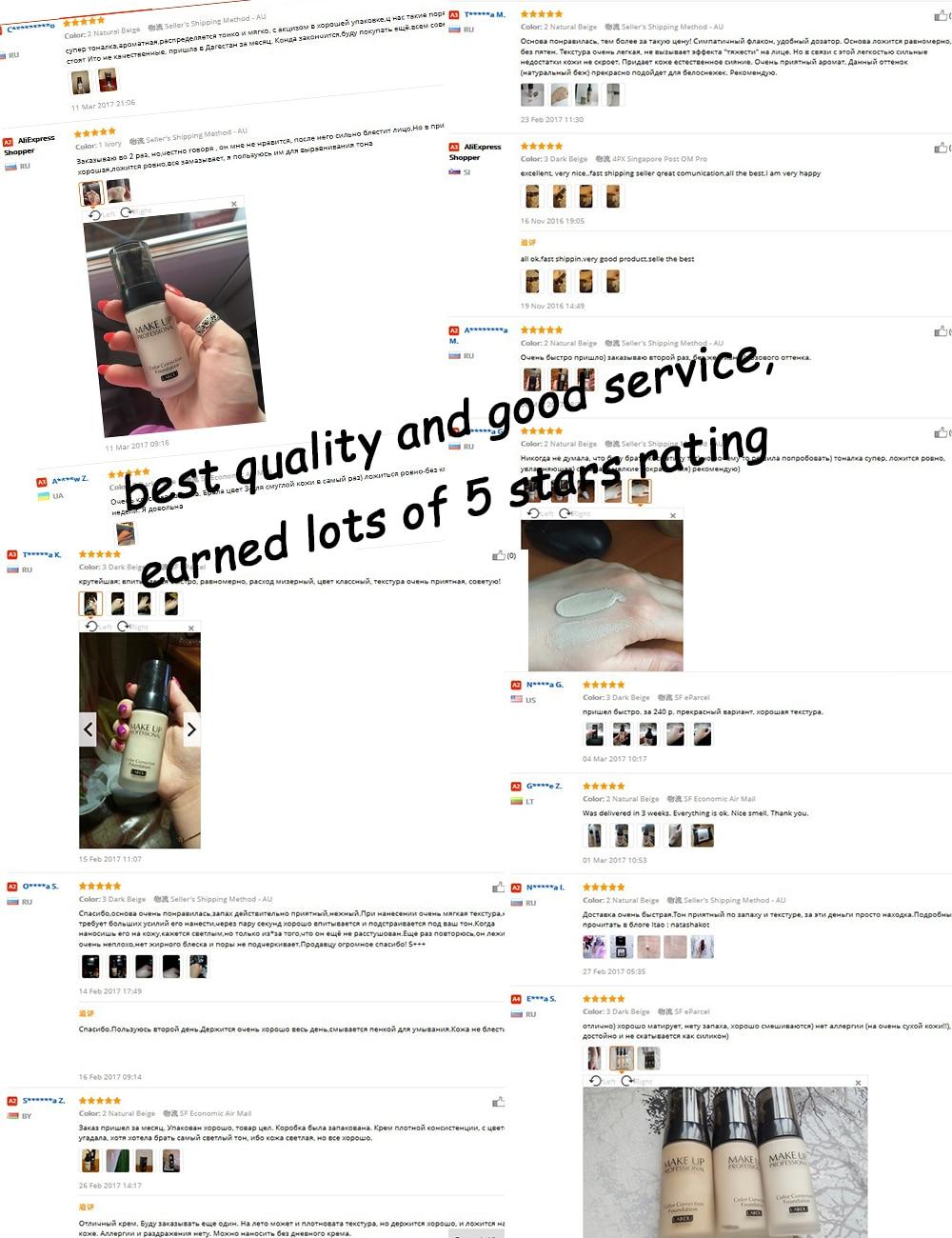 LAIKOU Base di Trucco di Marca Viso Liquido Prodotti Di Base BB Cream Correttore Sbiancamento Crema Idratante Olio-controllo Impermeabile Maquiagem 40g