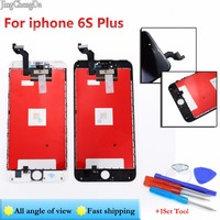Jing Cheng Da 1pcs No Dead Pixel 5 5 For IPhone 6S Plus LCD Screen Replacement