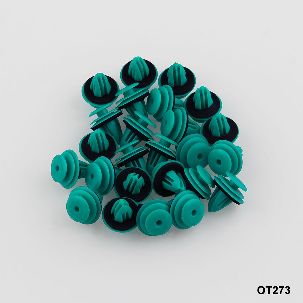 Image 3 - 25Pcs Auto Car Viehcle Plastic Fastener Rivet Retaining Push Clips Stuff Accessories for Toyota 90467 10188-in Auto Fastener & Clip from Automobiles & Motorcycles