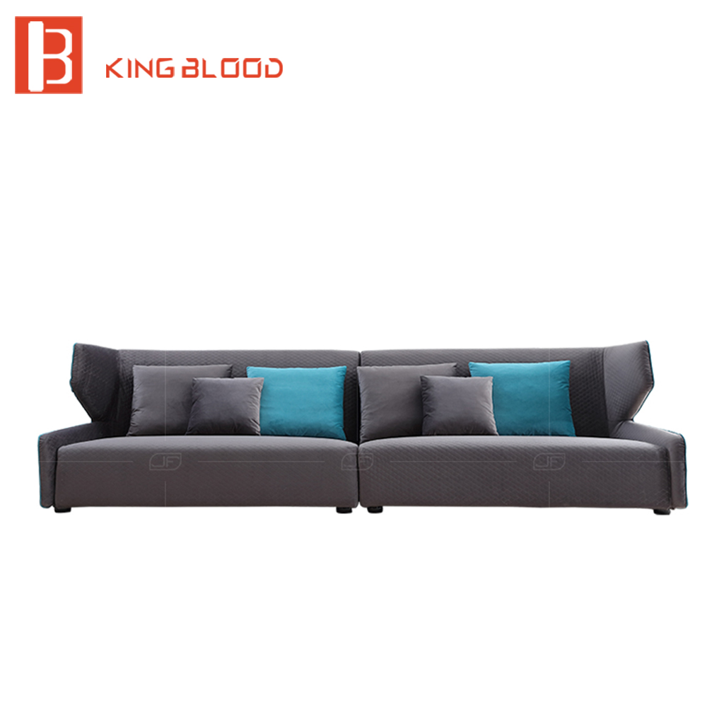 где купить Tapestry fabric velour sectional special sofa with arm chair living room fabric sofa по лучшей цене