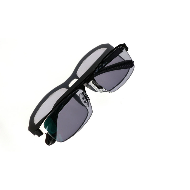 Image 2 - KJDCHD/New Quality Photochromic Myopia Presbyopia Men's Glasses Fashion Square half Rim Classic Reading Glasses for Men-in Men's Reading Glasses from Apparel Accessories
