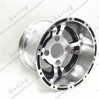 ATV 10inch Rear Wheel Aluminum Alloy Rims 10x 8 Quad Chinese Off Road 4 wheel Motorcycle Motocross