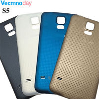 Vecmnoday Replacement for Samsung Galaxy S5 GT-i9600 Battery Back Cover Rear Door Cover Case