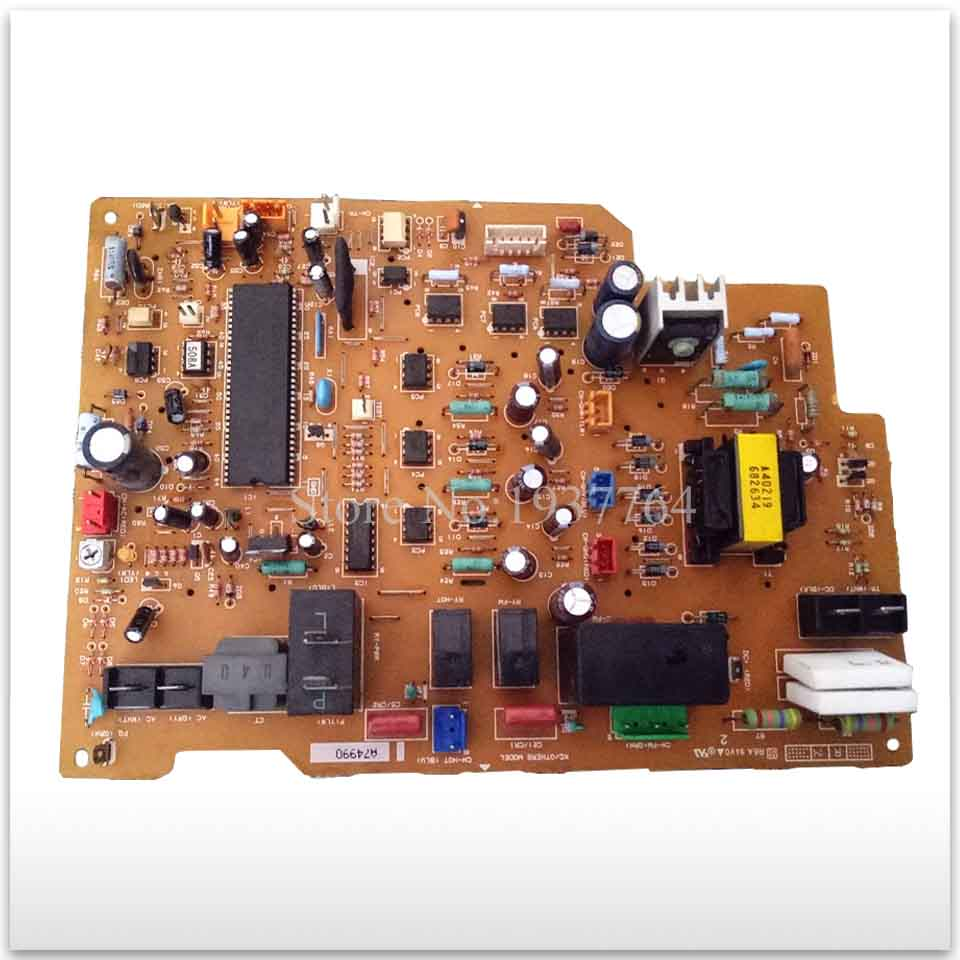 95% new for Air conditioning computer board circuit board A74993 A74990 good working