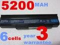 5200 мАч Батареи Ноутбука AS09C31 AS09C71 AS09C75 Для Acer Extensa 5235 5635 5635G 5635zg ZR6 5635Z gateway NV42 NV44 NV48
